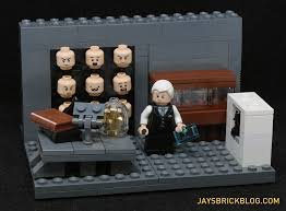 Lego Office Lego Ford U0027s Office From Westworld I Don U0027t See Anything In This