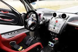 pagani interior pagani zonda r pictures pagani zonda r at top gear test track