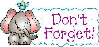 free reminder clip art pictures clipartix
