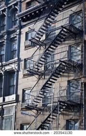 fire escape staircase fire escape wikipedia the free encyclopedia