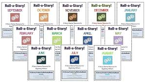 roll a dice literacy fun msjordanreads