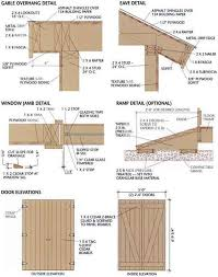 Outdoor Wood Shed Plans by Best 25 Shed Blueprints Ideas On Pinterest Wood Shed Plans
