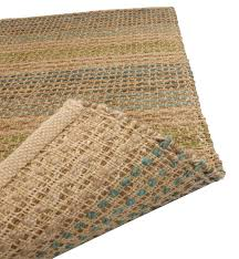 Natural Fiber Rug Runners Plaited Natural Jute Rug And Runners