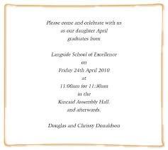 formal high school graduation announcements graduation invitations wording mounttaishan info