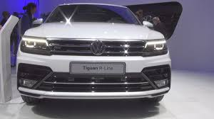 volkswagen suv white volkswagen tiguan r line 4motion 2 0 tdi scr 240 hp 2016