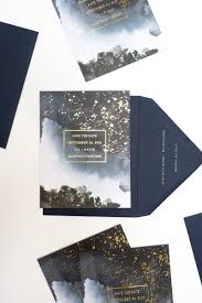 gold foil wedding invitations 15 gold foil wedding invitations that will make you swoon brit co