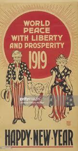 new year sash sam and liberty escorting new year s baby with 1919 sash