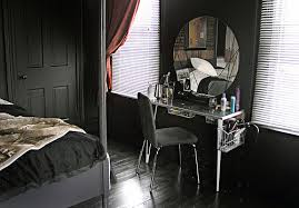 black paint color contemporary bedroom ralph lauren bone