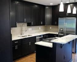 glass tile backsplash with dark cabinets backsplash ideas for dark cabinets enchantinglyemily com