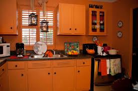 paint the kitchen orange sassy living below the mason dixon line