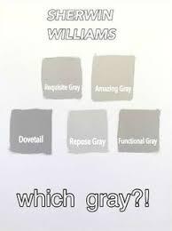 sherwin williams gray versus greige sherwin williams gray