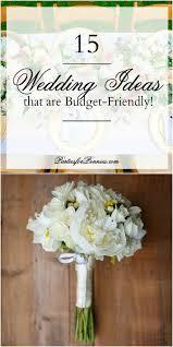 brilliant wedding ideas on a budget backyard wedding reception