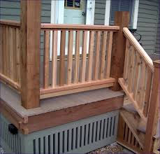 Banister Rail Outdoor Ideas Awesome Outdoor Stair Railing Design Ideas Build