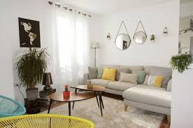 deco canapé canapé gris idées déco pour le sublimer côté maison