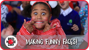 making funny faces u0027 red nose day 2015 song youtube