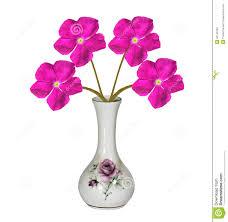 hdr designer flower vase home decor royalty free stock images