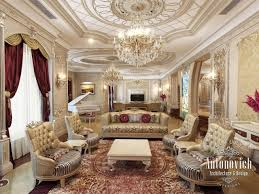 Luxury Homes Interiors Luxury Home Interiors Dubai 2017 Of 28 Red And White Living Rooms