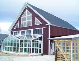 custom year round greenhouse u0026 barn renovation turner me