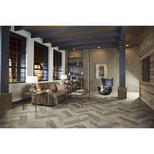 shop tarkett 12 ft w overton geometric low gloss finish sheet