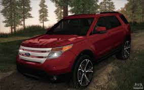 Ford Explorer 2013 - ford explorer 2013 for gta san andreas