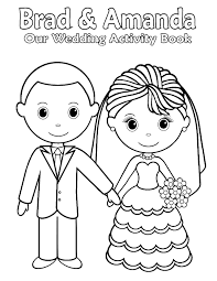 wedding coloring book pages kids coloring europe travel guides com