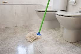how to clean your bathroom in 9 easy steps