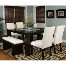 Square Dining Room Table Kemper Square Dining Room Set Ivory Cramco Furniturepick