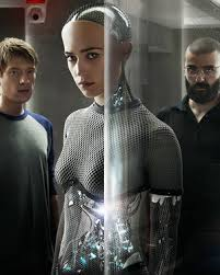 Ex Machina Turing Test First Clip From Ex Machina Live Action Film