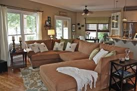 SpectacularBigComfyCouchdecoratingideasforFamilyRoom - Traditional family room design ideas