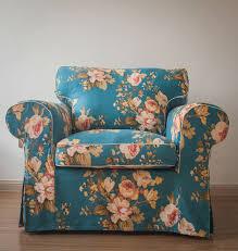 Ektorp Armchair Ikea Ektorp Armchair Sofa Cover Different Colors Custom Made