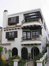Spanish Mediterranean Homes Spanish Colonial Revival Style Architecture Late 1930 U0027s