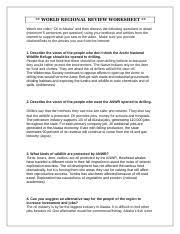 world regional article worksheet subsaharan africa find