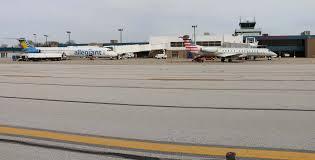 Charlotte Nc Airport Map Home U003e Toledo Express Airport Toledo Lucas County Port Authority