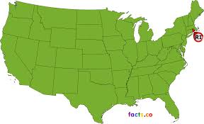 Map Of Ri Political Map Of Rhode Island Ezilon Maps Map Of Rhode Island