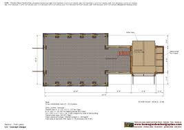 Chicken Coop Floor Plan Home Garden Plans L101 Chicken Coop Plans Construction
