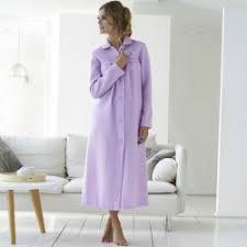 robe de chambre en courtelle femme peignoirs robes de chambre femme blancheporte