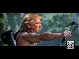 Rambo Meme - rambo vs cnn infowars cnn meme war 2017 youtube