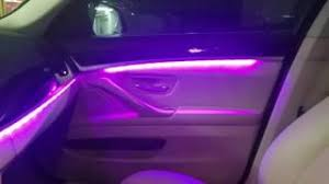 bmw f10 ambient lighting ambient lighting upgrade for bmw f10 jinni