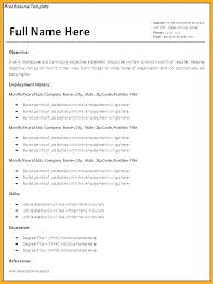 free resume templates open office resume templates open office free