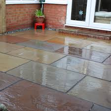 Indian Sandstone Patio by Venus Stone Paving Stone Supplier Natural Indian Sandstone