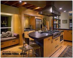 American Style In The Interior Design And Houses Interior - American house interior design