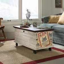Chest Coffee Table Decorative Trunks You Ll Wayfair
