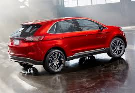 ford edge 2015 review best new cars