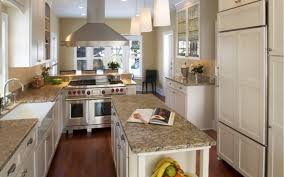 Long And Narrow Kitchen Designs Long Kitchen Design Home Interior Decorating Ideas