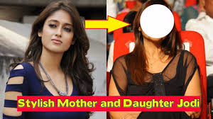 top 10 most famous stylish mother and daughter with loop