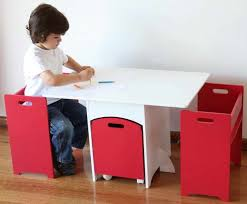 the adorable of kids folding table and chairs design