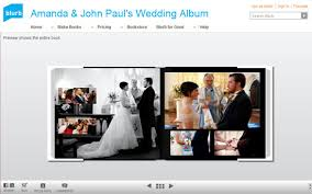 diy wedding albums diy create your own coffee table wedding album