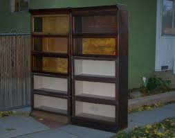Globe Wernicke Bookcase 299 Matching Sets Pairs Of Lawyer Bookcases Antique Barrister