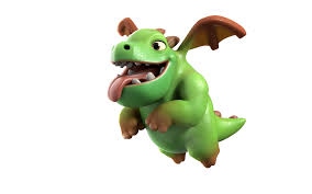 image for clash of clans baby dragon clash of clans
