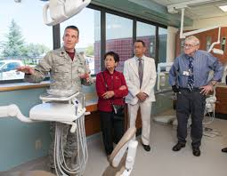 Floor Plan Of Dental Clinic by Dental Clinic Smiles With New Upgrades U003e Travis Air Force Base U003e News